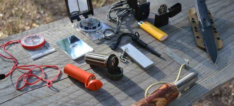 Gadgets et outils de survie pour vos aventures