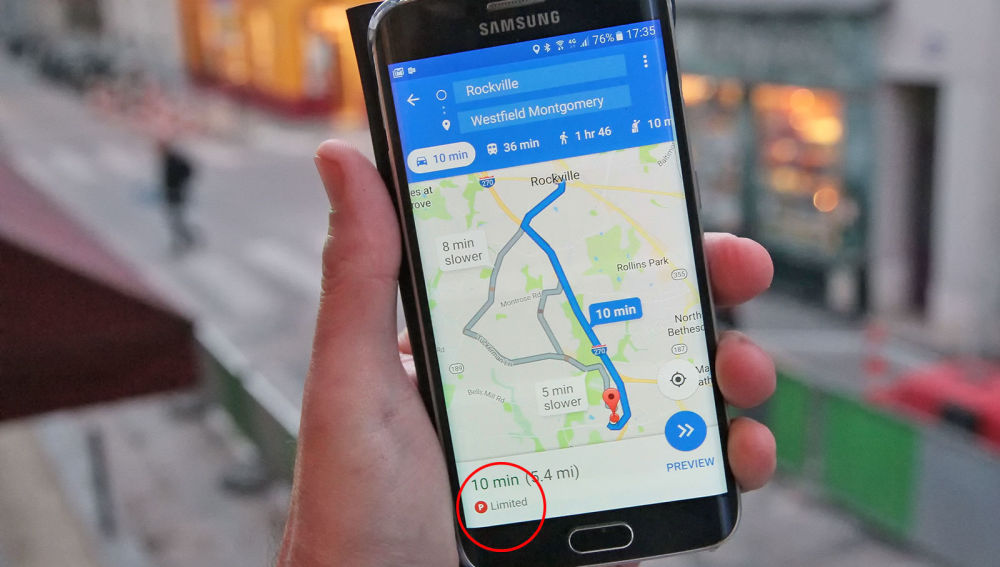 GPS hors ligne android