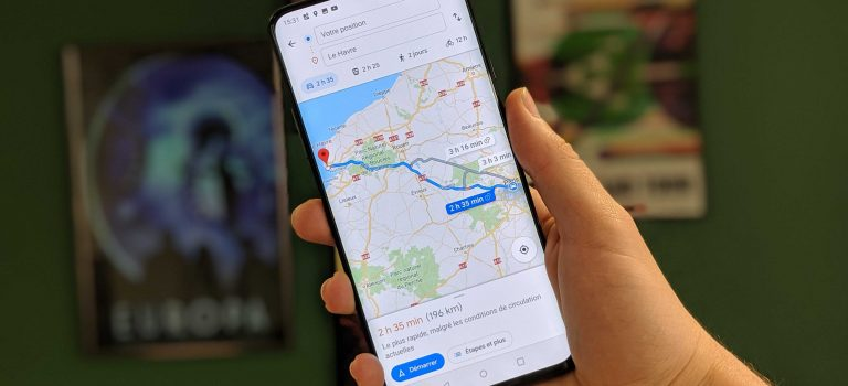 Comment utiliser un smartphone comme GPS hors ligne Android ?